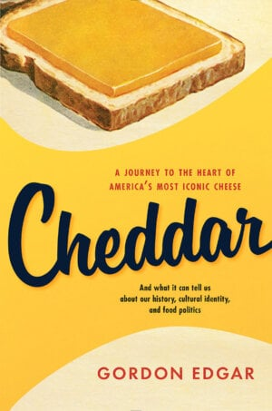 The Cheddar cover