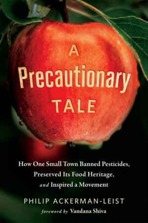 The Precautionary Tale cover
