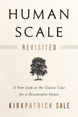 The Human Scale Revisited cover