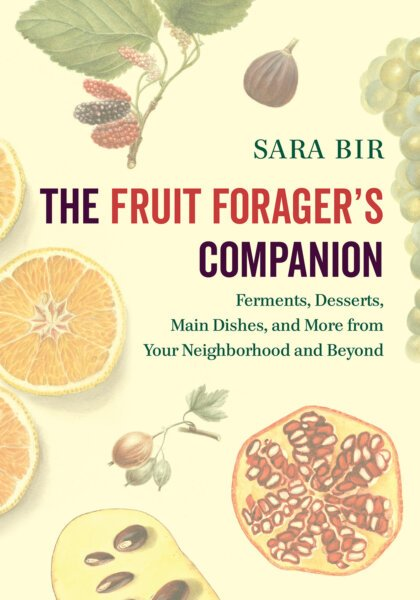 The Fruit Forager's Companion cover
