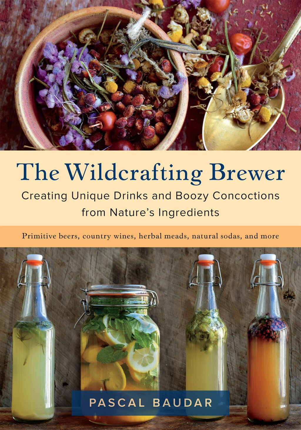 The Wildcrafting Brewer cover