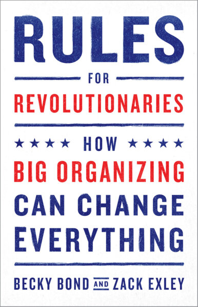 The Rules for Revolutionaries cover