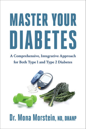 The Master Your Diabetes cover