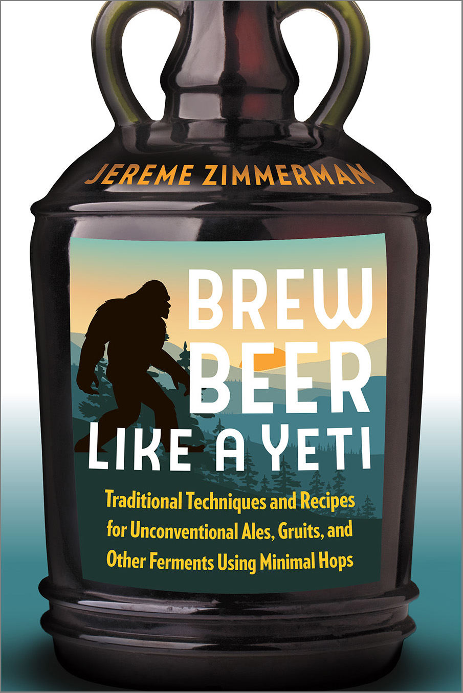 The Brew Beer Like a Yeti cover