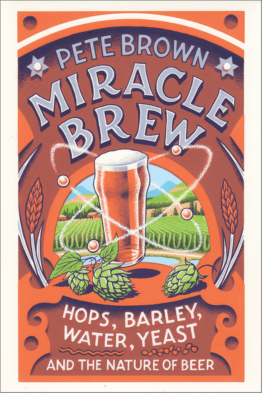 The Miracle Brew cover