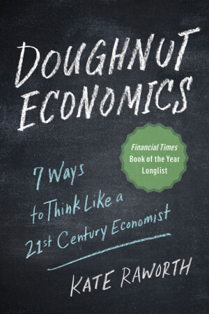 The Doughnut Economics cover