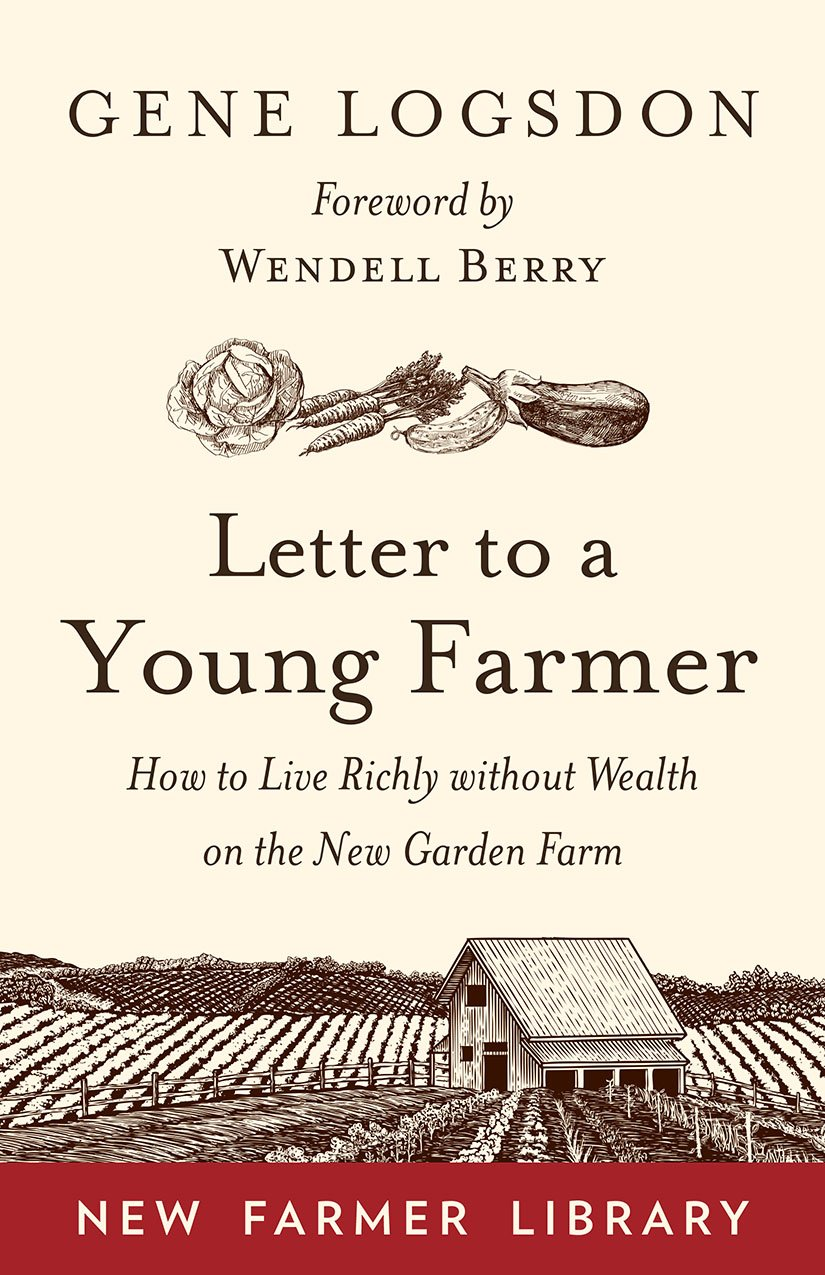 The Letter to a Young Farmer cover