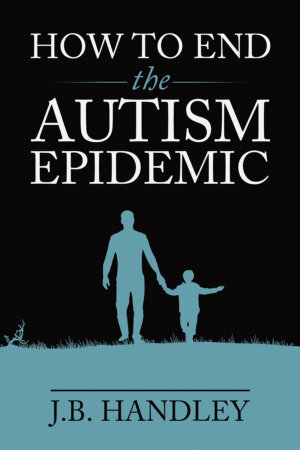 The How to End the Autism Epidemic cover