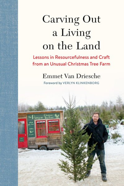 The Carving Out a Living on the Land cover
