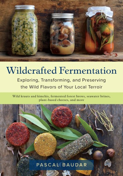 The Wildcrafted Fermentation cover