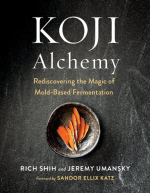 The Koji Alchemy cover