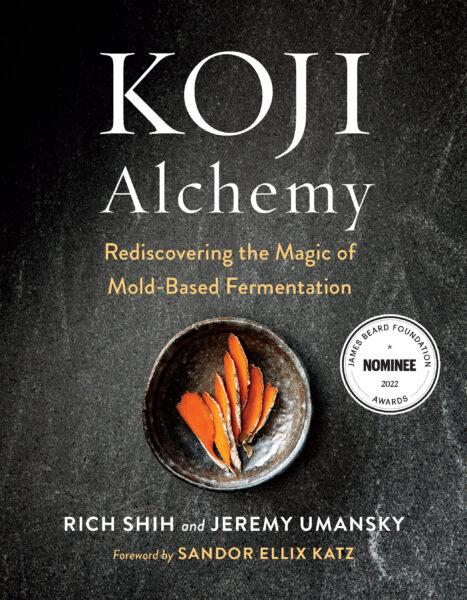 The Koji Alchemy cover