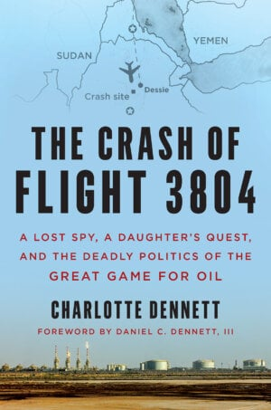 The Crash of Flight 3804 cover