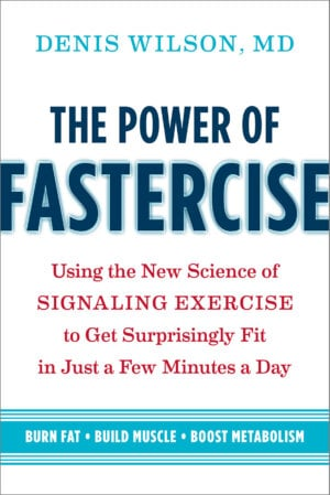 The Power of Fastercise cover