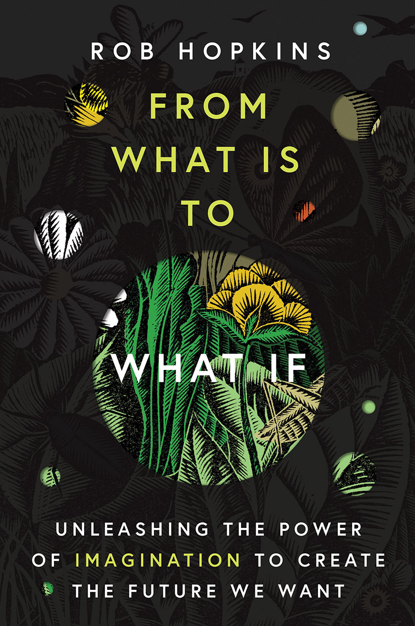 The From What Is to What If cover