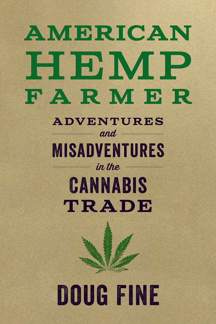 The American Hemp Farmer cover