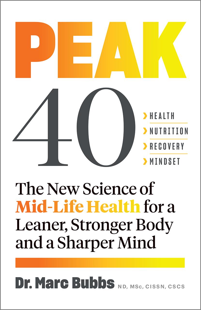 The Peak 40 cover