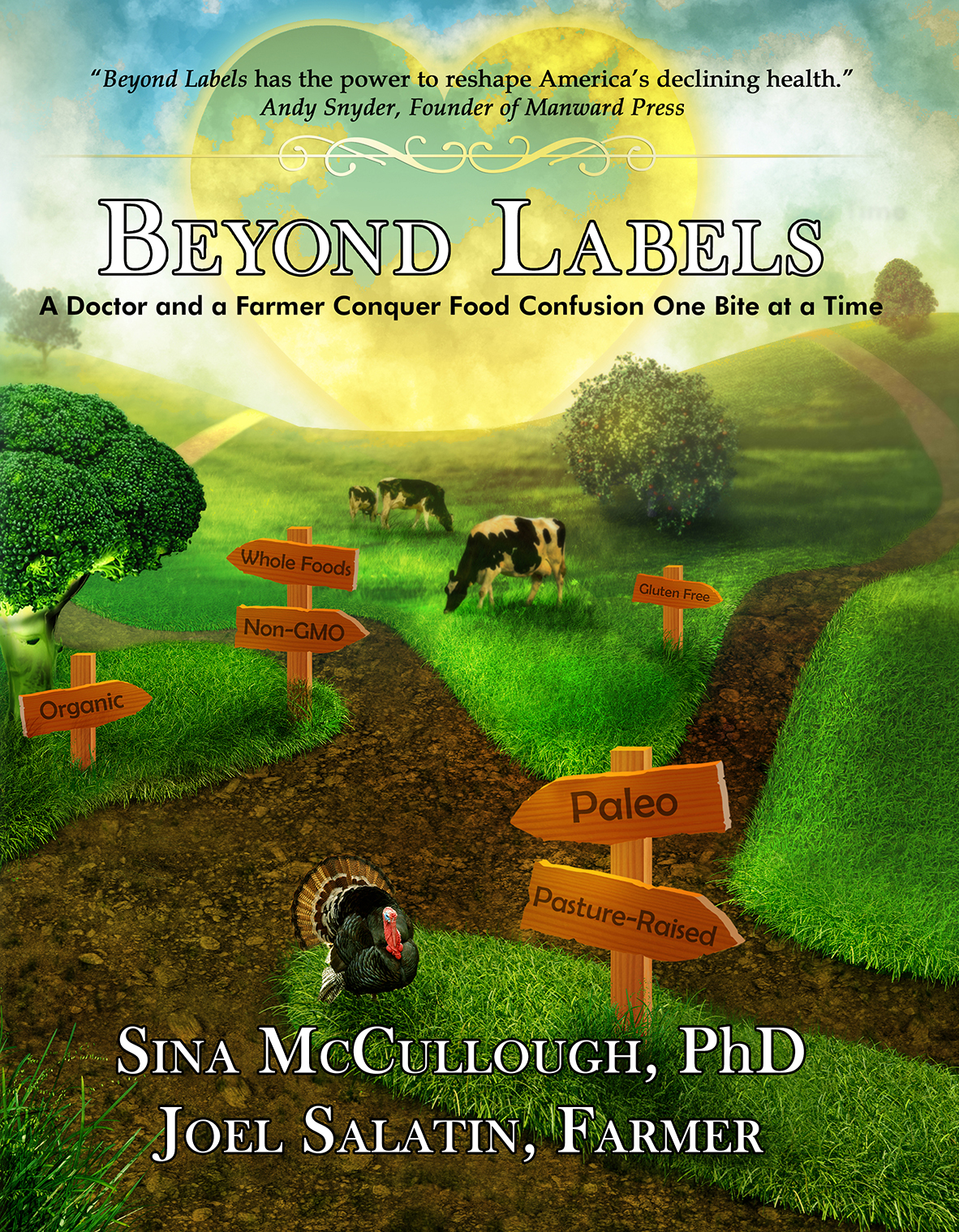 The Beyond Labels cover