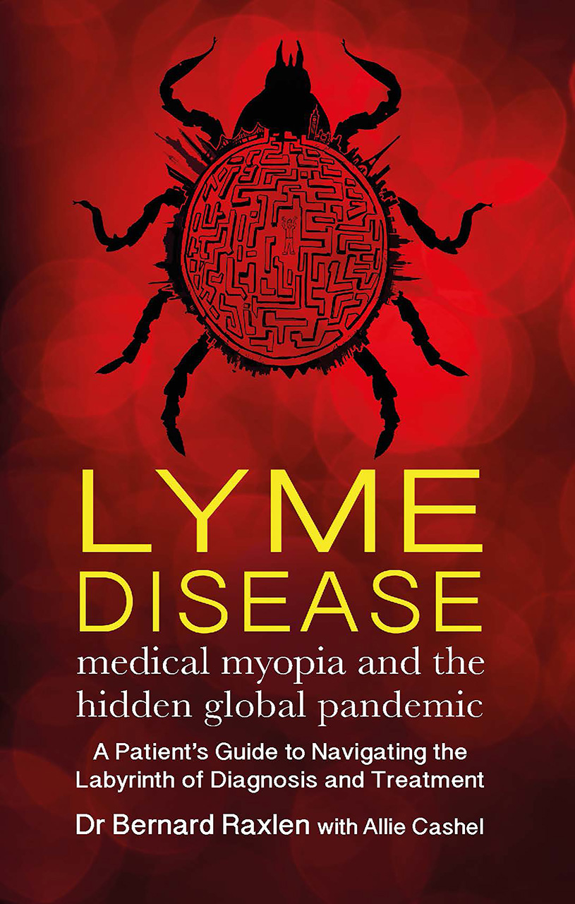 The Lyme Disease cover