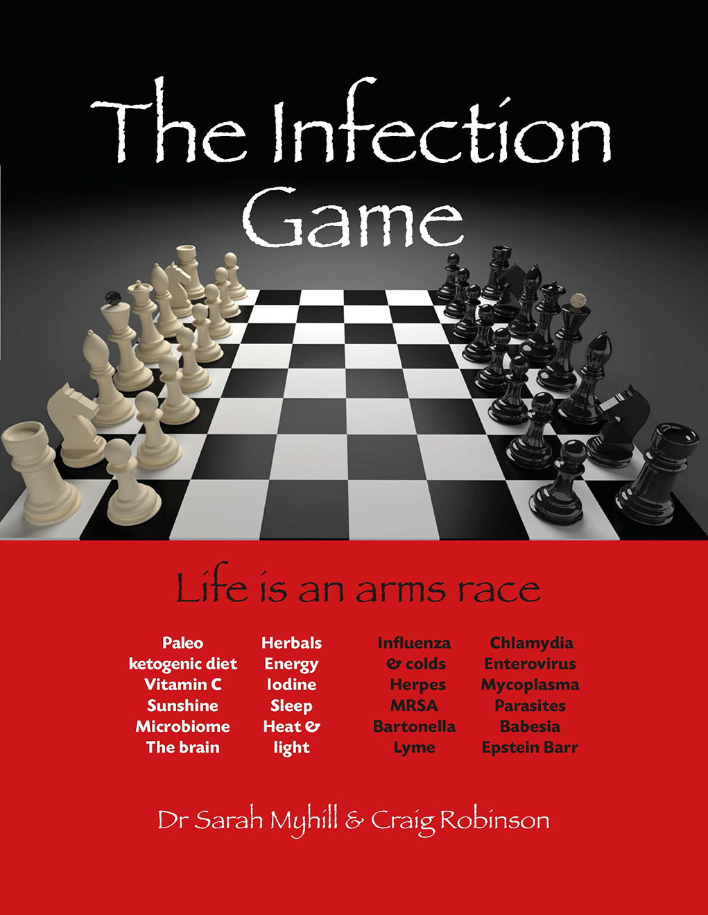 The Infection Game cover