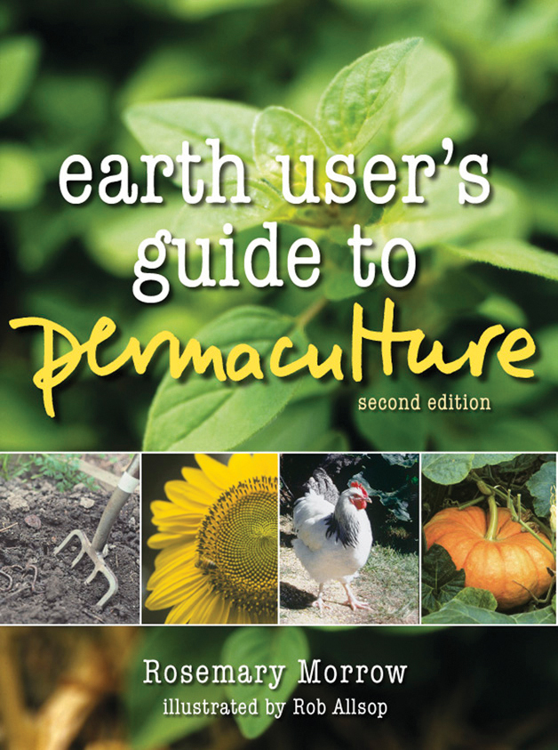 The Earth User's Guide to Permaculture