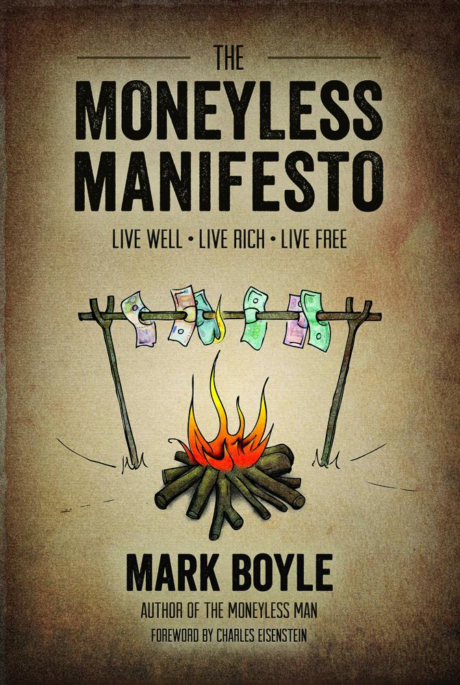The Moneyless Manifesto cover