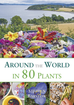The Around The World in 80 Plants cover