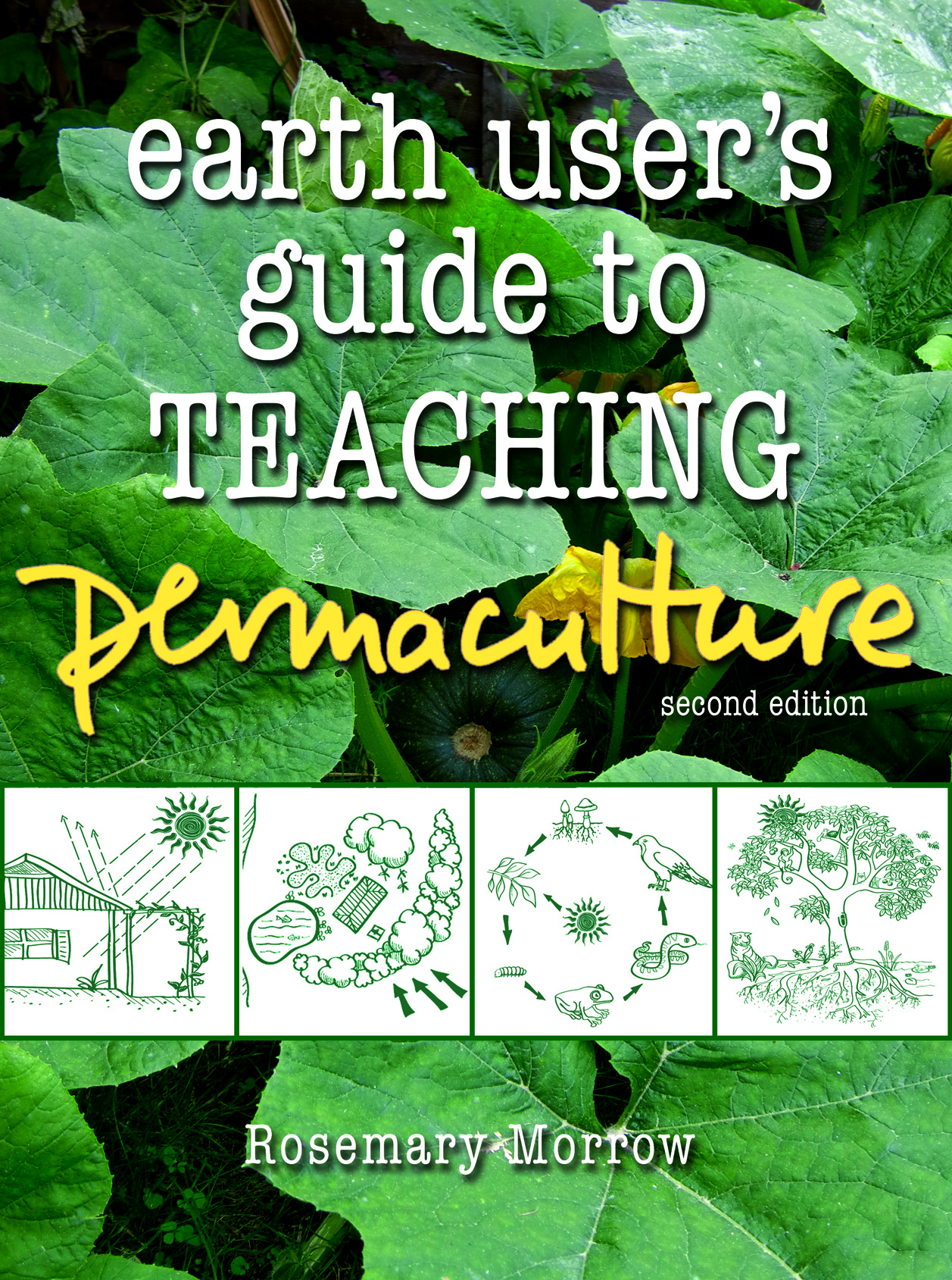 The Earth User's Guide to Teaching Permaculture cover