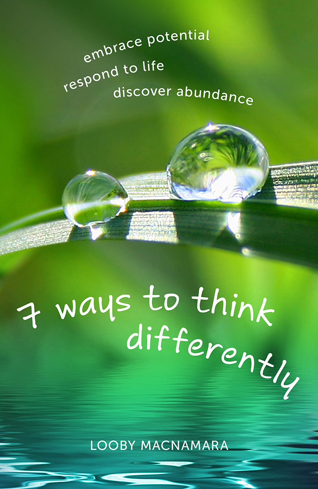 The 7 Ways to Think Differently cover