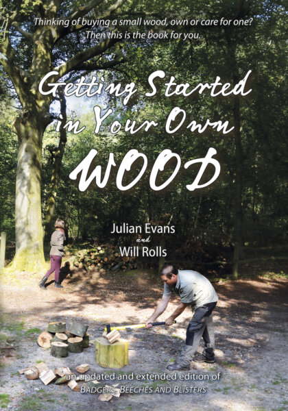 The Getting Started in Your Own Wood cover