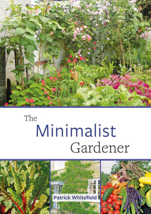 The Minimalist Gardener cover