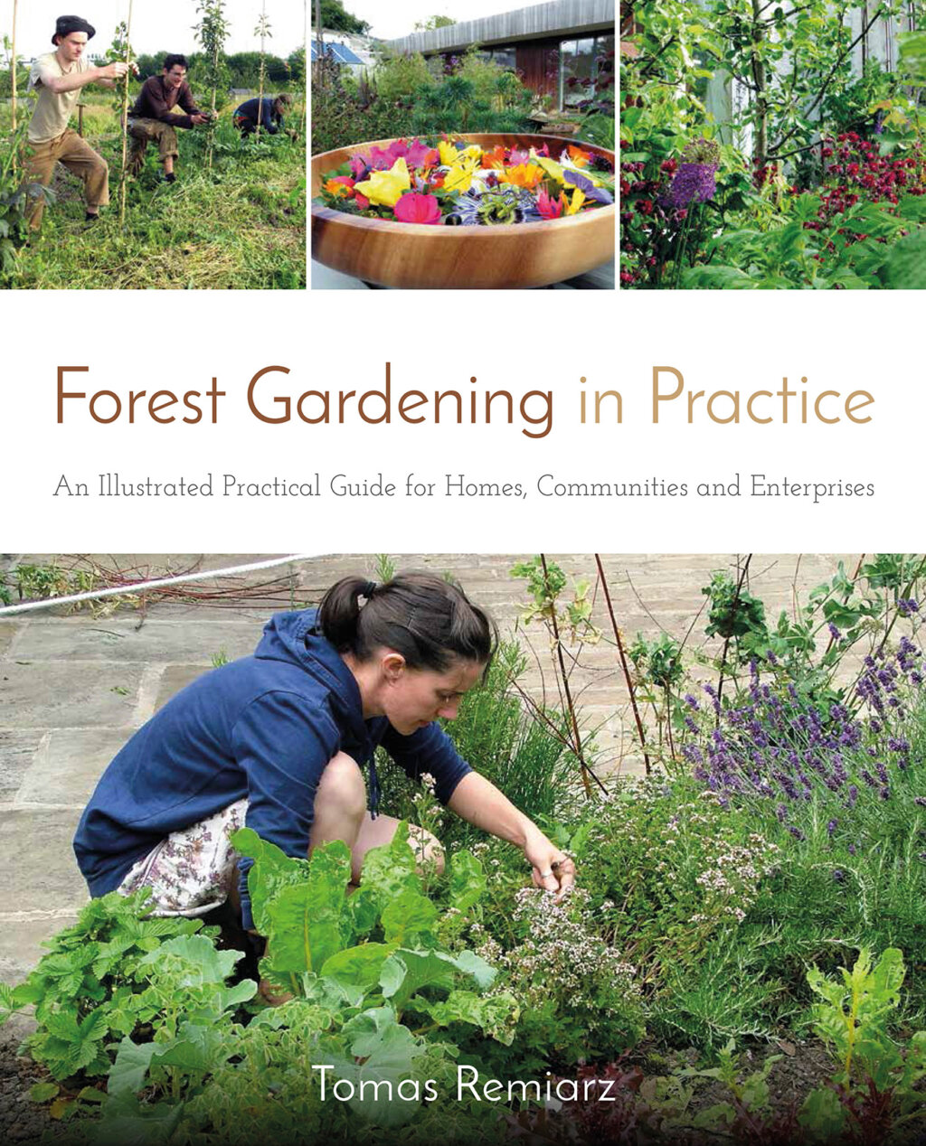 The Forest Gardening in Practice cover