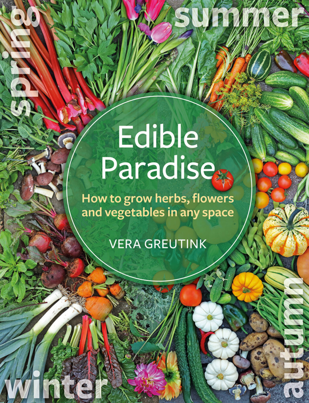 The Edible Paradise cover