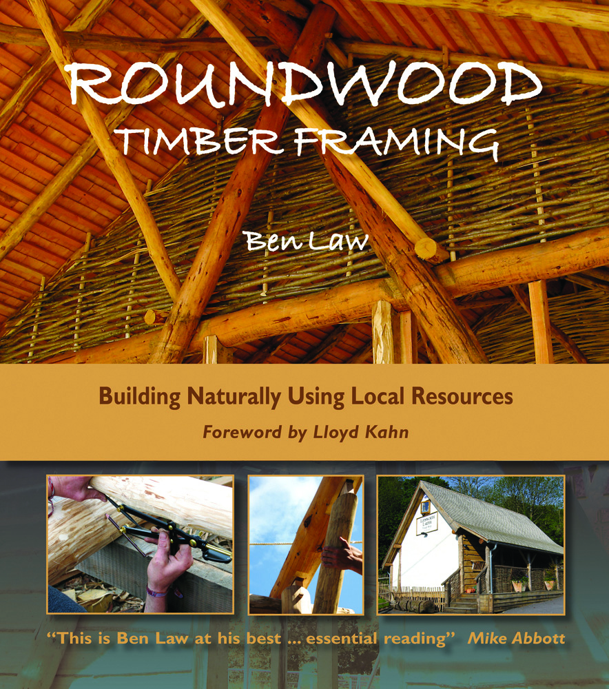 The Roundwood Timber Framing cover