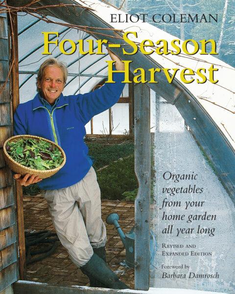 The Four-Season Harvest cover