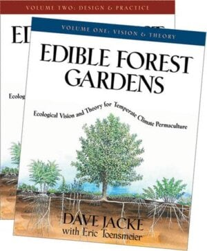 The Edible Forest Gardens: 2 Volume Set cover