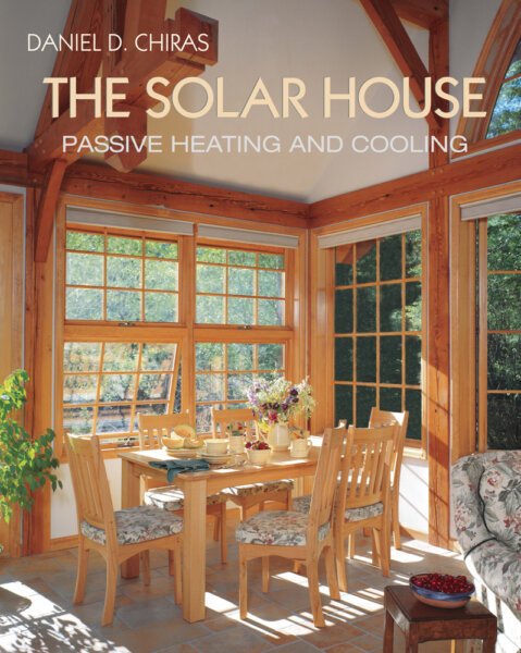 The Solar House cover
