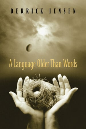 The Language Older Than Words cover