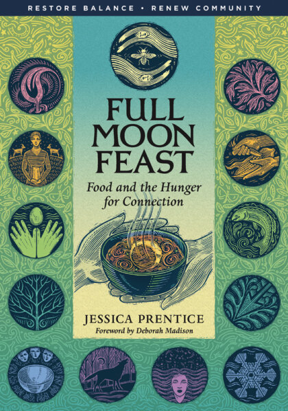 The Full Moon Feast cover