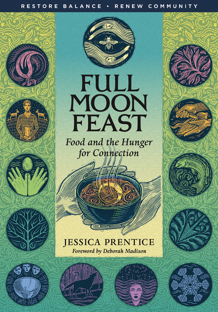 Full Moon Feast book cover