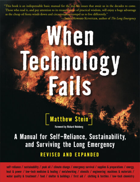 The When Technology Fails cover