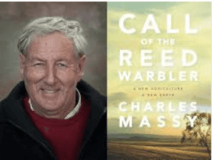 Call of the Reed Warbler Cover and Charles Massey Headshot