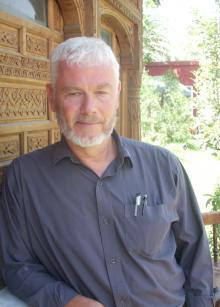 Edward Girardet headshot