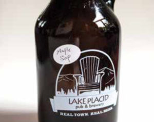 The Lake Placid Pub & Brewery has had great success in their experiments with maple sap ales.