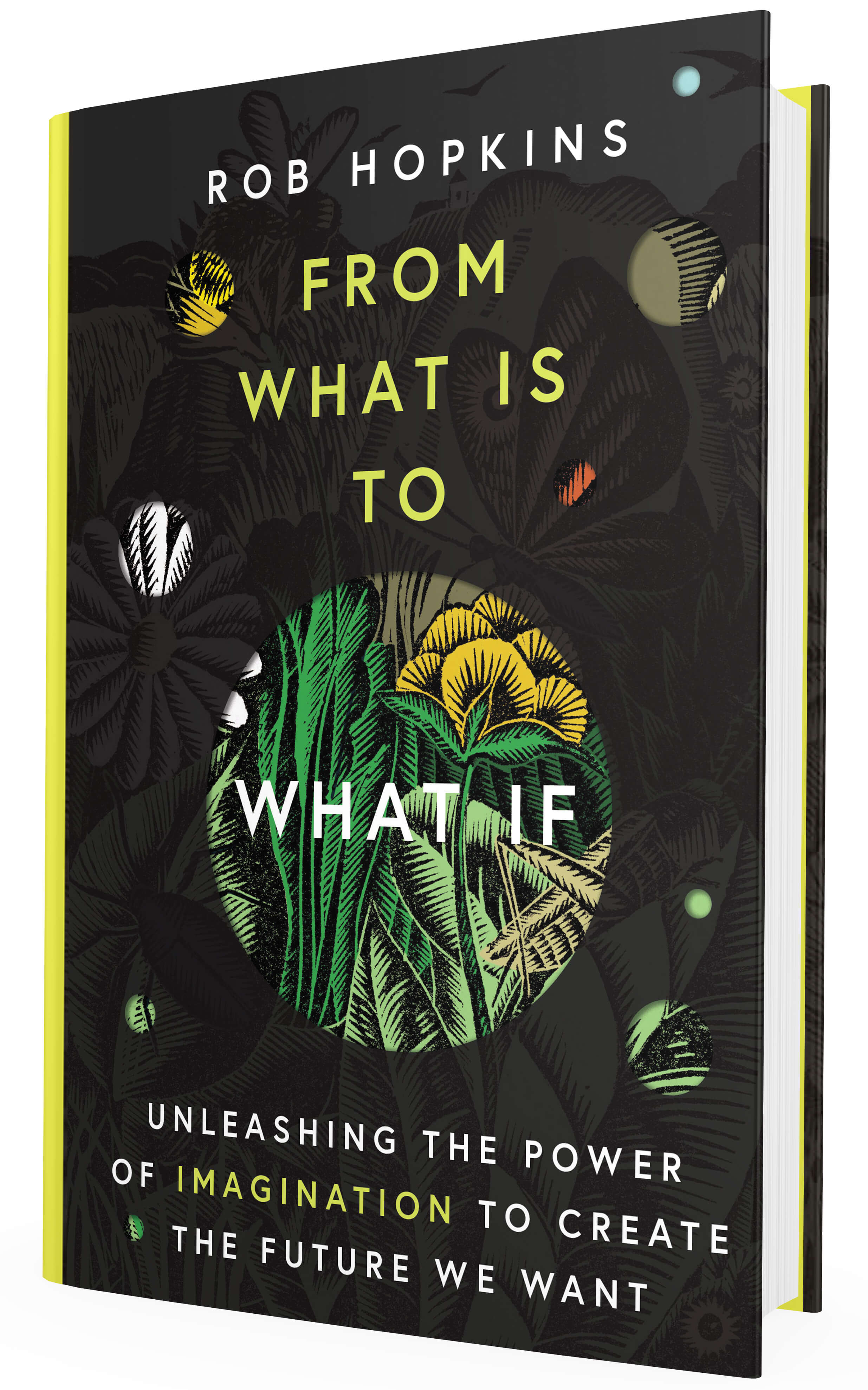From What is to what if cover