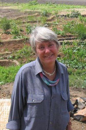 Rosemary Morrow headshot