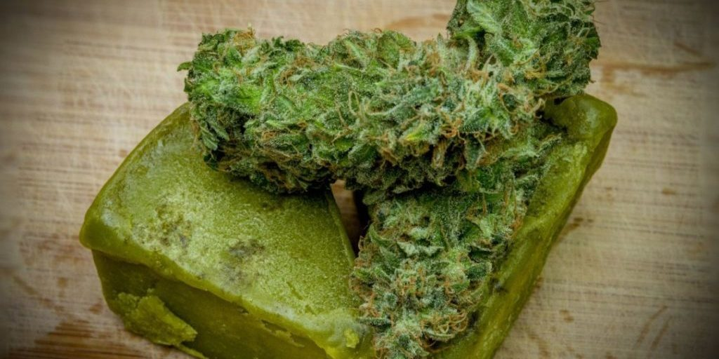 how to use weed butter