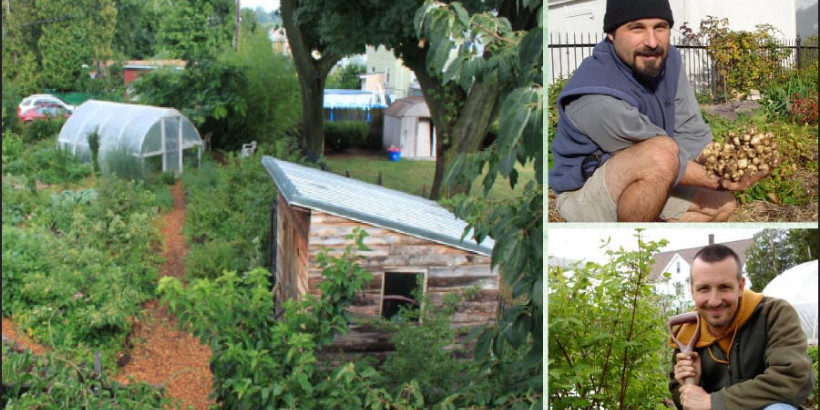 Backyard Permaculture building your backyard permaculture paradise | chelsea green publishing