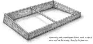 construction of a cold frame
