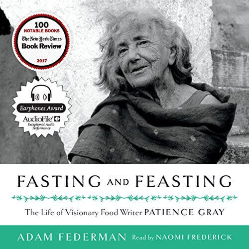 fasting audio cover